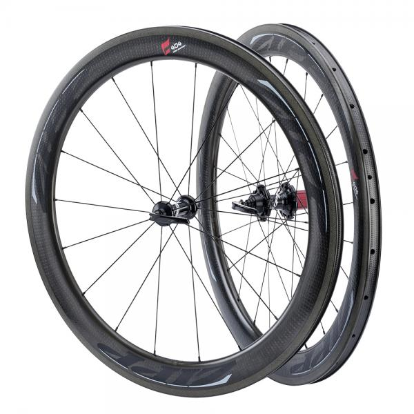 Zipp 404 Pair Carbon Clincher Wheel Firestrike V9 Hub Sram