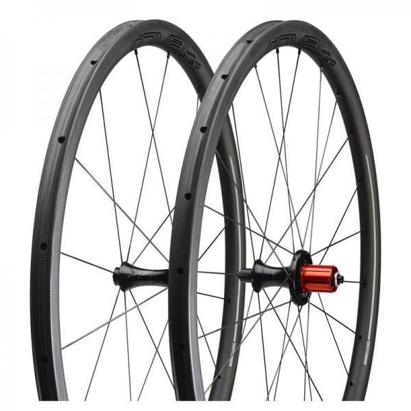 Wheel Specialized CLX 32Pair Satin Carbon/Gloss