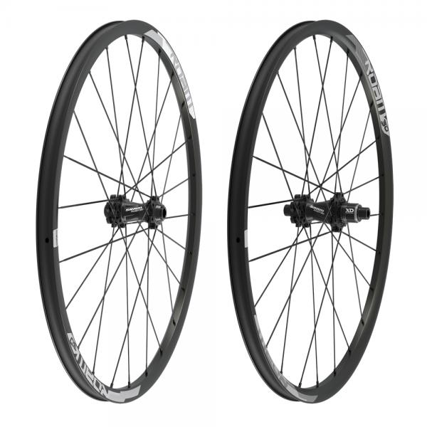 Sram AM Roam 40 Wheel pair 27.5 Front QR/15 A1 - Rear UST