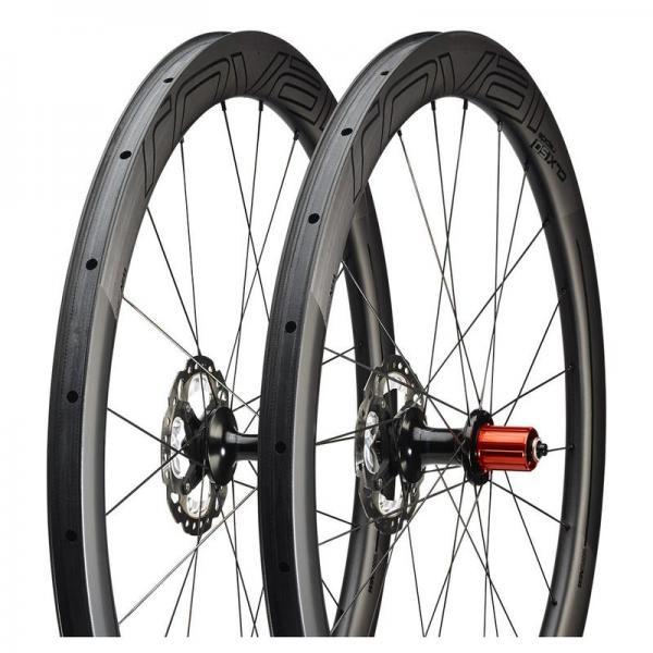 Specialized CLX 50 Disc LTD Wheelset Satin Carbon
