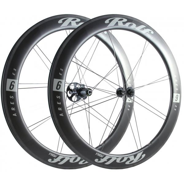Rolf Prima Ares6 ES 60mm Carbon Clincher