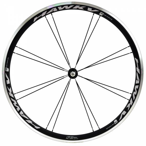 2017 Hawkvi Wheel Set F3.0 Alu 700c