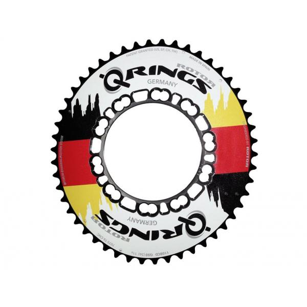 Rotor Chainring 2014 Q50AT-BCD110X5-Aero-Ext-ES