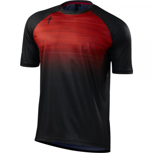 Speciaized Jersey Enduro Comp SS Berry Size S