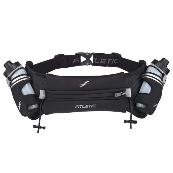 Fitletic Fully Loaded Hydration Belt 12 oz