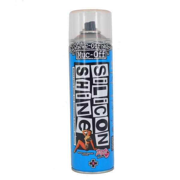 Muc-Off Silicone Shine - 500ml